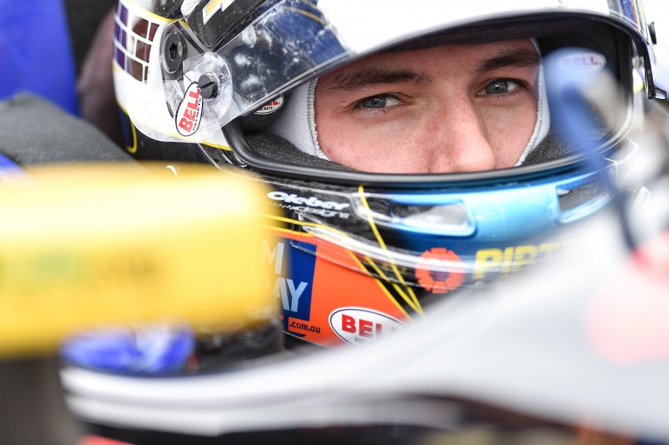 Matt Brabham is ready for Indy 500 Qualifying