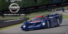 VIDEO: Geoff Brabham's IMSA Nissan GTP ZX-Turbo iRacing Launch