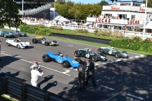 GALLERY: Brabham family at The Goodwood Revival